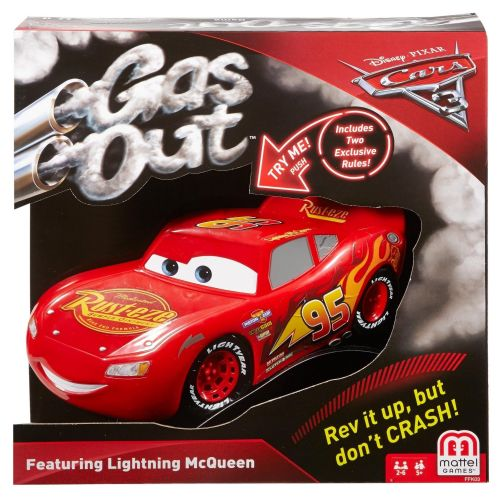 Disney : Pixar Gas Out Auta Game
